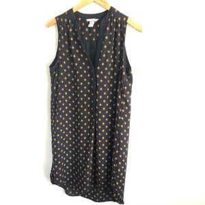 H&M Black Diamond Sleeveless Tunic